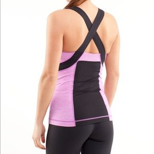 Lululemon athletica • Push Your Limits tank top
